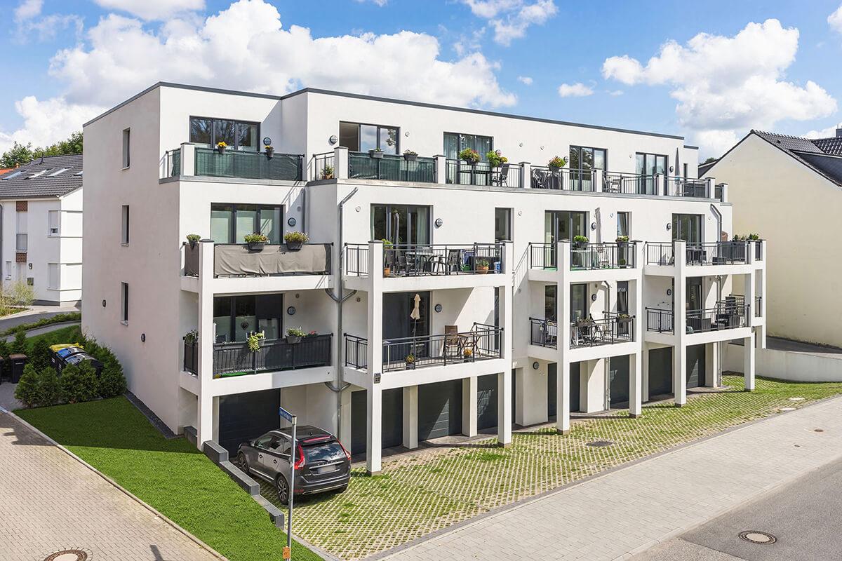 Immobilienfotografie Hochstativ 2
