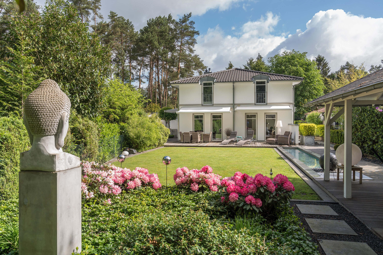 Stadtvilla Garten
